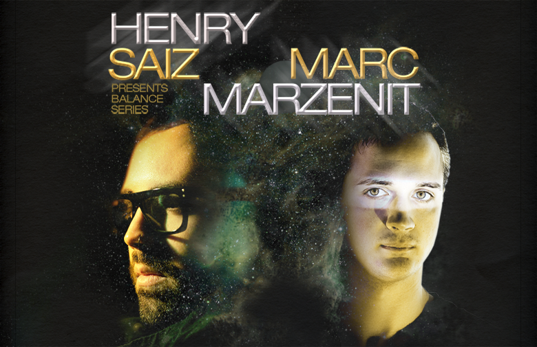 Subtract Music presents Henry Saiz