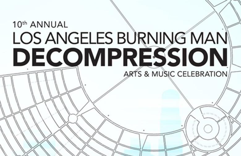 LA Burning Man Decom 2012