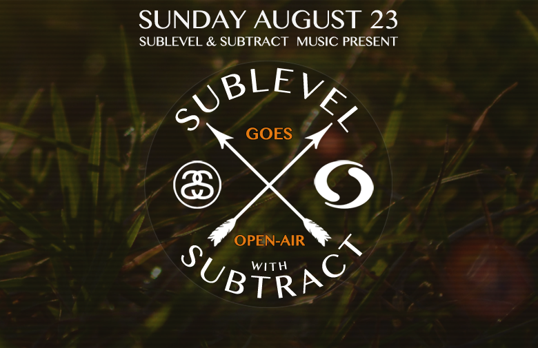 Sublevel goes Open Air with Subtract