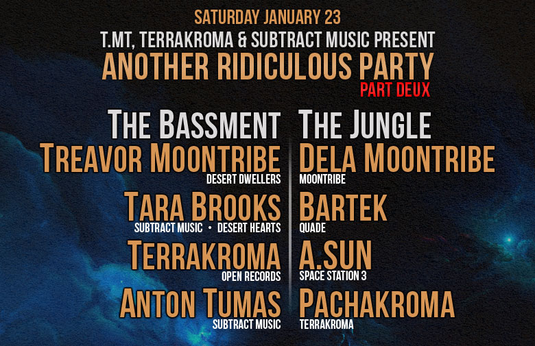 Another Ridiculous Party • Part Deux