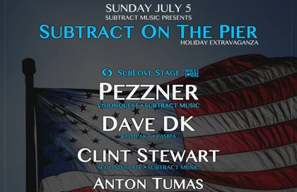 Subtract On The Pier 009: Pezzner & Dave DK