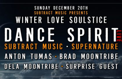 Winter Love Soulstice w/ Dance Spirit LIVE