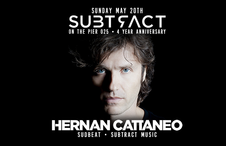 Subtract On The Pier 025: Hernan Cattaneo