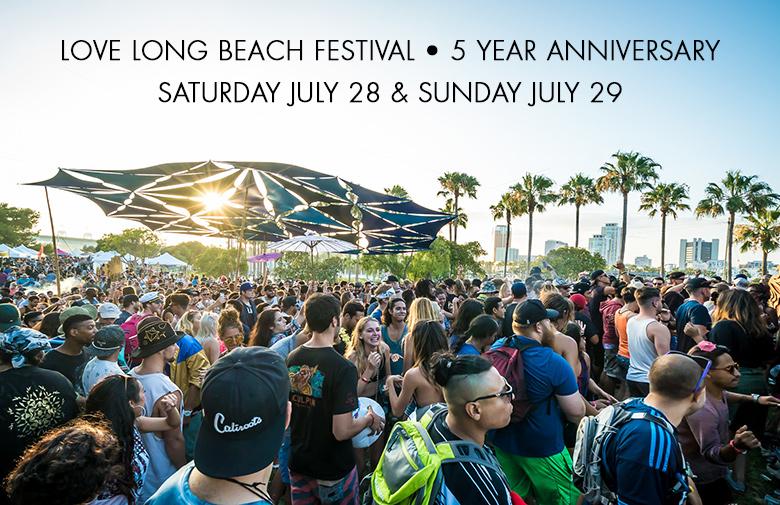 Love Long Beach Festival 2018 • 5 Year Anniversary