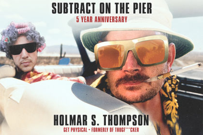 Subtract On The Pier (on sale 4/15/19)