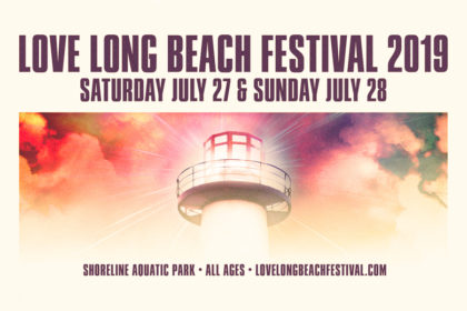 Love Long Beach Festival 2019 (on sale 4/15/19)