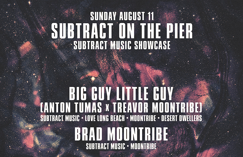 Subtract On The Pier 037 | BIG GUY little guy