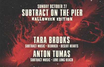Subtract On The Pier 039 • Tara Brooks (Halloween Edition)