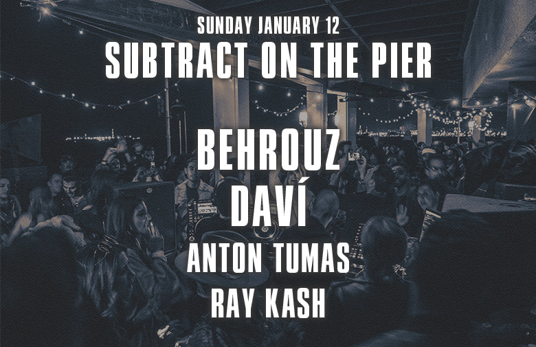 Subtract On The Pier 042 (on sale 11/1/19)