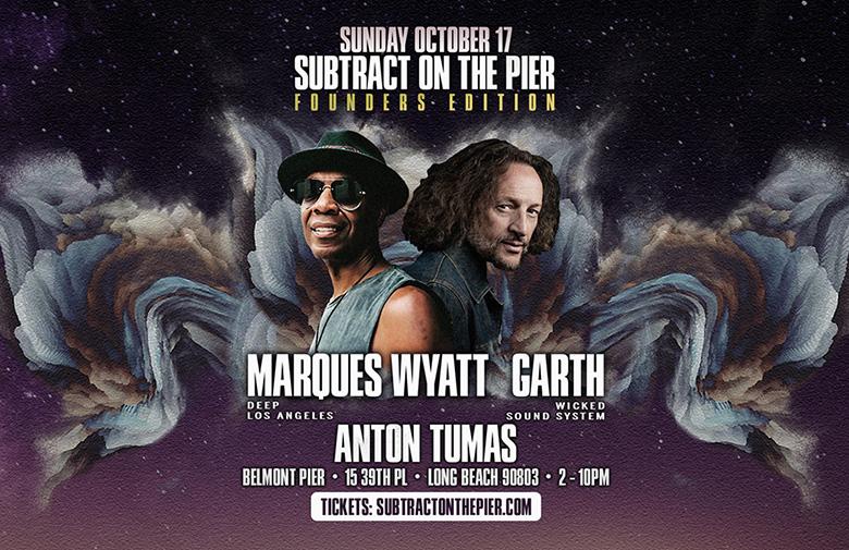 Subtract On The Pier 047 | Marques Wyatt & Garth